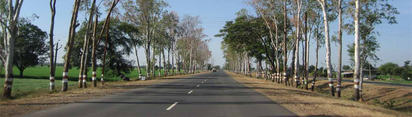 Bhopal Dewas 4 Lane Road